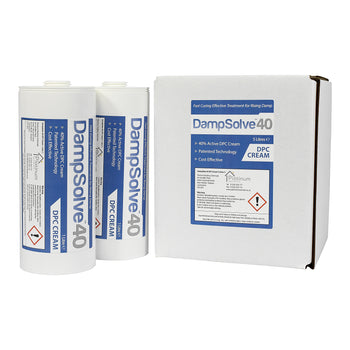 DampSolve™40 High Strength Damp Proofing Cream