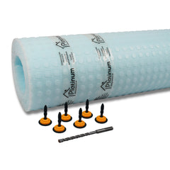 Platinum DM2 ECO-MESH Kit - Damp Proof Membrane Kits (With Sealing Washers)