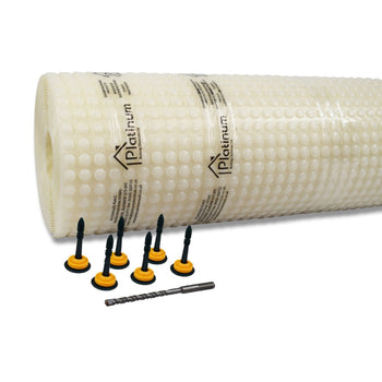 Platinum DM3 PRO-MESH Kit - Damp Proof Membrane Kits (With Sealing Washers)