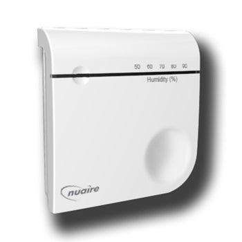 Nuaire Drimaster ECO HEAT HC Bundle - (Includes 4 Way Switch & Humidity Sensor)