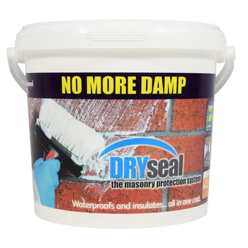 Dryseal Masonry Waterproofer Cream