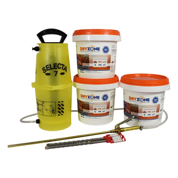Dryzone Damp Proof Cream - 5 Litre Kits