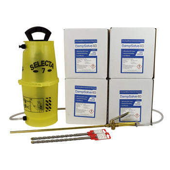 DampSolve-40 High Strength Damp Proof Cream - 5 Litre Kits