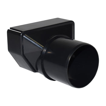 Wykamol Waterguard 50mm Channel End Outlet