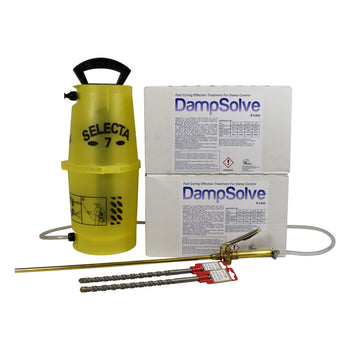 DampSolve Damp Proof Cream - 8 Litre Kits