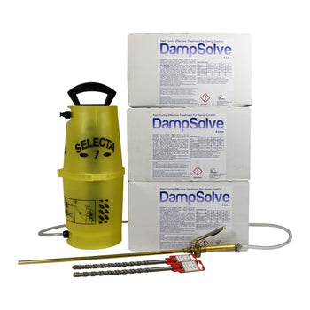 DampSolve™ Damp Proof Cream - 8 Litre Kits