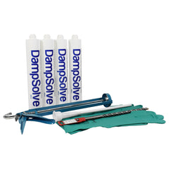DampSolve Damp Proof Cream - 380ml Cartridge Kits