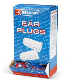 Beeswift Standard PU PPE Ear Plugs - Pair