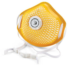 Beeswift B-Brand FFP3 Vented Mesh Cup Dust, Mist & Fume Respirator
