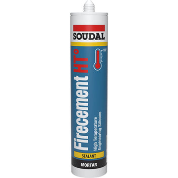 Soudal Firecement HT° - High Temperature Cement Sealant