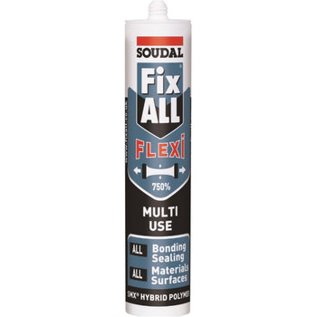 Soudal Fix All Flexi 290ml Cartridge