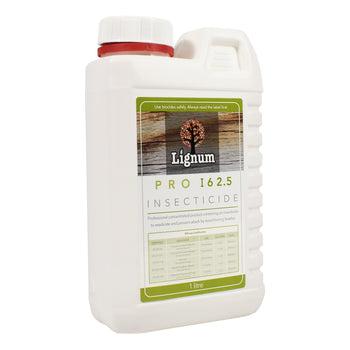 Lignum Pro I62.5 - Woodworm Treatment
