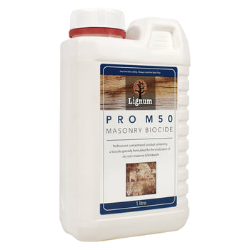 Lignum Pro M50 Masonry Biocide Dry Rot Treatment