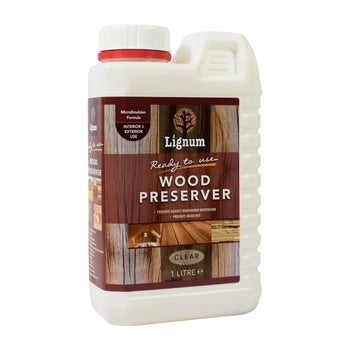 Lignum Wood Preserver from Dry Rot and Woodworm
