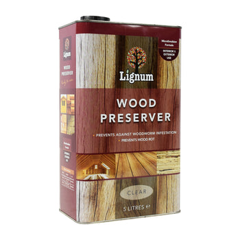 Lignum Wood Preserver - Ready to Use