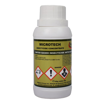 Wykamol Microtech Insecticide - Woodworm Treatment
