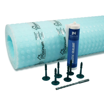 Platon PB2 MESH Kit - Damp Proof Membrane Kits (With Sealing Mastic)