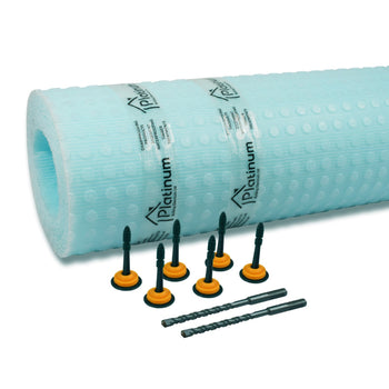 Platon PB2 MESH Kit - Damp Proof Membrane Kits (With Sealing Washers)