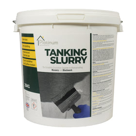 Platinum Tanking Slurry White