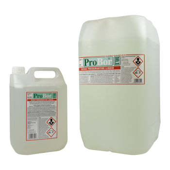 ProBor 10 - Boron Woodworm & Dry Rot Treatment