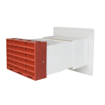 Passyfier® Sleeved Vent 230 Terracotta