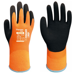 Wonder Grip 338 THERMO-PLUS - Latex Palm - Thermal & Water Resistant Grip Gloves
