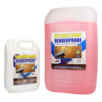 RenderProof Render Additive & Waterproofer