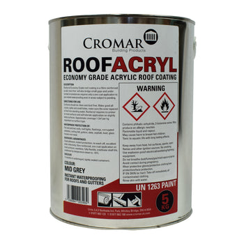 Roofacryl - Acrylic Roof Coating