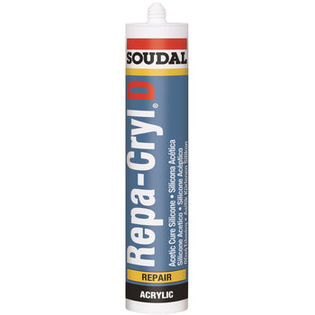 Soudal RepaCryl D - Crack Repair Sealant