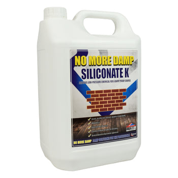 Siliconate K Damp Proofing Fluid