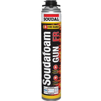 Soudal Soudafoam FR - Fire Rated Expanding Foam
