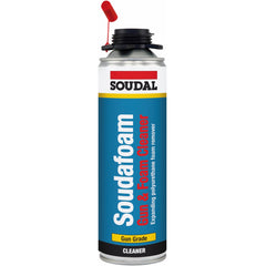 Soudal Soudafoam Gun and Expanding Foam Cleaner