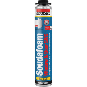 Soudal Soudalfoam Window Door SWS Expanding Foam