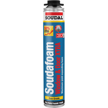 Soudal Soudafoam 'Window & Door XTRA' Expanding Foam