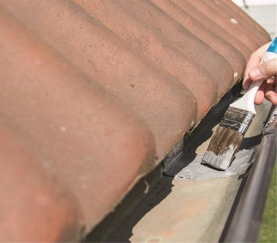 SoudaGum Hydro Repair Kit - Hybrid Polymer Roof & Gutter Coating