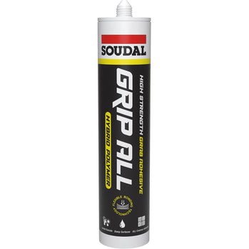Soudal Grip All Hybrid Polymer (Colours)