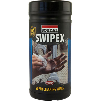 Soudal SWIPEX Heavy Duty Hand Wipes