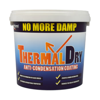 Wykamol ThermalDry Anti Condensation Paint 5 Litre Bucket