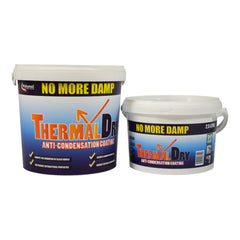 Wykamol ThermalDry Anti Condensation Paint Available in 2.5 and 5 Litre Buckets