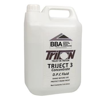 TRIJECT 3 Damp Proofing Fluid