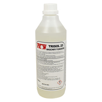 Triton TRISOL 23 - High Strength Masonry Dry Rot Treatment