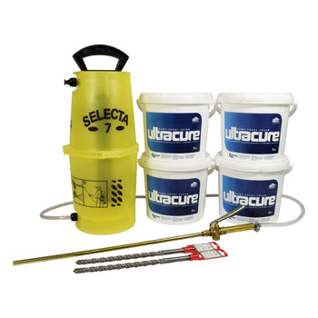 Ultracure Damp Proof Cream - 3 Litre Kits