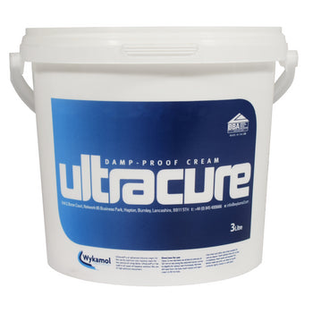 Ultracure Damp Proof DPC Cream 3 Litre Tub