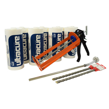 Ultracure Damp Proof Cream - 1 Litre Cartridge Kits