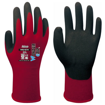 Wonder Grip 1857 NEO - Nitrile Palm - Ultra Lightweight Gloves