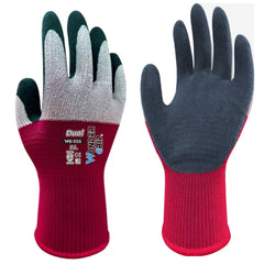 Wonder Grip 355 DUAL - Latex Double-Palm Coated - General Purpose Gloves
