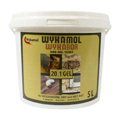Wykabor 20.1 Boron Gel - Woodworm & Dry Rot Treatment
