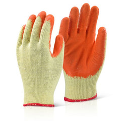 Beeswift Economy Multi-Purpose Latex Palm Grip Gloves - Pair