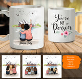 Personalized best friend birthday gifts Coffee Mug Opera Sydney - 2308