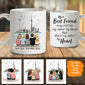 Personalized Best Friends (Up To 5 Persons) CN Tower - 2337